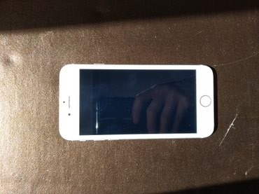 Продаю айфон 6s 64gb серебро в Бишкек