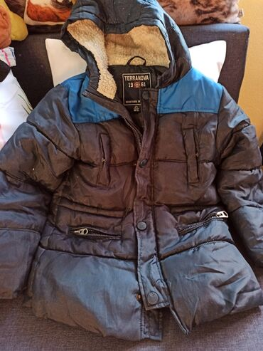 Dečije jakne i kaputi | Krusevac: Preslatka Terranova jaknica za dečake. Veličina 6/7(116-122cm). Jakna