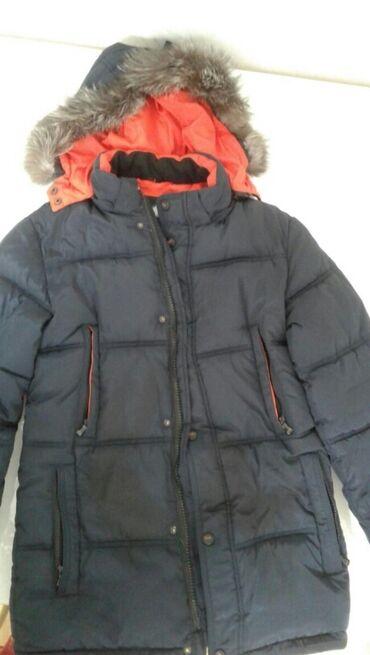 зимние развлечения в Азербайджан: Oğlan üçün qış kurtkası12-14 yaş üçünЗимняя куртка для мальчикаДля