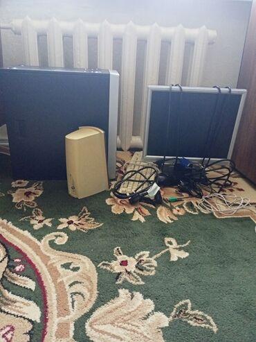 Запчасти компьютера - Кыргызстан: Продажа/скупка компьютера Б/У можно на запчасти город Кант номер