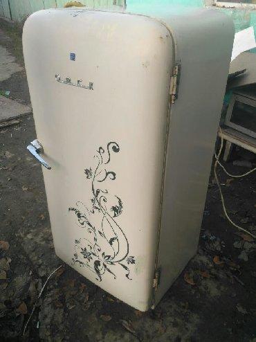 услуги холодильников в Кыргызстан: Б/у Однокамерный Белый холодильник Орск
