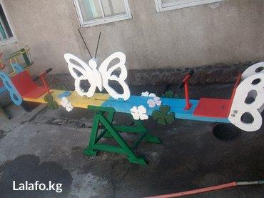 Детский балансир -8000, карусель- 15000 сом. в Бишкек