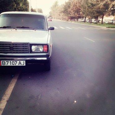 Продаю ваз 2107 2011 год  состояние идеал цвет серебро__ пробег 48'000 в Бишкек - фото 7