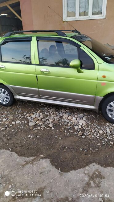 Daewoo Matiz 0.8 л. 2003   190000 км
