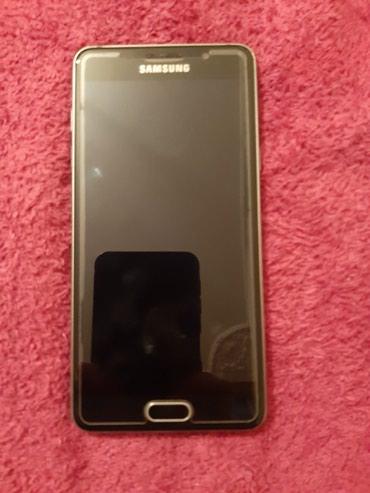 Galaxy a5 2016 - Azərbaycan: Təmirə ehtiyacı var Samsung Galaxy A5 2016 16 GB qara