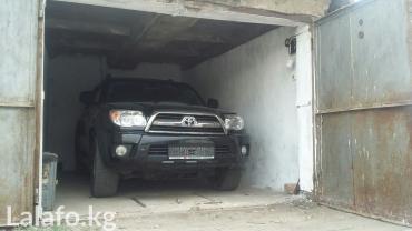 Покупка, продажа гаражей в Кыргызстан: Большые кирпичные гаражи с большими подваломи на весь гараж. Гаражи 2