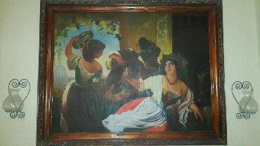 kraska zavodu - Azərbaycan: Автор: Орлов Пимен НикитичТема: Октябрьский праздник в Риме 1851