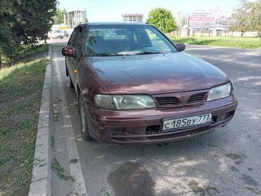 купить диски шницер в Кыргызстан: Nissan Almera 1.6 л. 1997