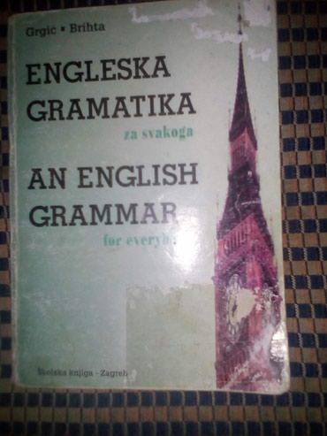 Knjige, časopisi, CD i DVD | Sopot: Engleski gramatika