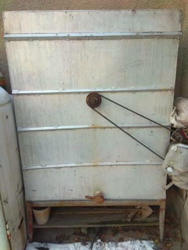 Медогонка на 12 рамок руто, дадан в Лебединовка