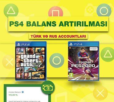 - Azərbaycan: PSN balansınızın artırılması, hesabınıza istənilən oyunun evdən çıxmad