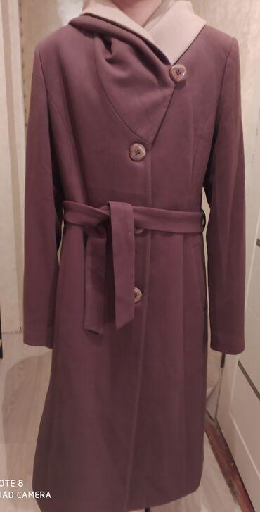 Турецкое пальто кашемир 46-48