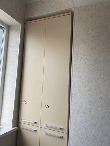 купить-складной-шкаф-из-ткани в Кыргызстан: Продаём абсолютно новый шкаф . Причина продажи-не вписался в интерьер