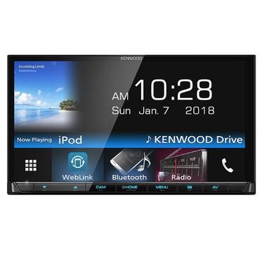 kenwood kdv mp7339 в Кыргызстан: Kenwood DMX-7018BTM (Оригинал)Гарантия 1 год.Двухдиновая автомагнитола