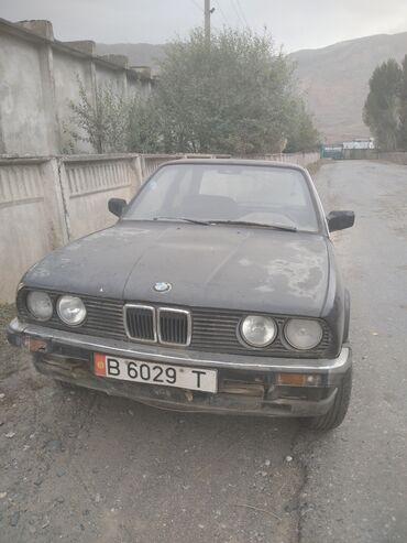 BMW - Гульча: BMW 3 series 2 л. 1984