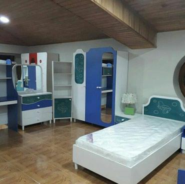 qizil klonlar ve qiymetleri в Азербайджан: Genc otagi mebeli fabrik istehsali, matrasla birlikde, catdirilma ve
