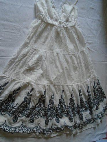 Prelepa, italijanska, letnja haljinica na bretele, za plažu ili svaki - Belgrade
