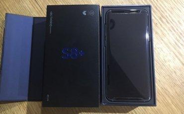 Samsung S8 plus Black ( Αγορασμενο απο πλαισιο)  Με εγγυηση ενα σε Περιφερειακή ενότητα Κεντρικού Τομέα Αθηνών