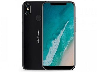 Bakı şəhərində UleFone X (4GB,64GB,Black)