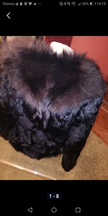 Karirana kosuljica - Srbija: 1,,kraća ne preslatka bunda,,, jako tobla zimska  pravo krzno zeca ok