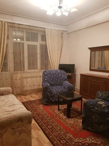 İcarəyə verilir - Azərbaycan: Mənzil kirayə verilir: 2 otaqlı, 70 kv. m, Bakı
