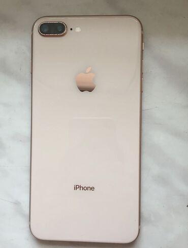 видеонаблюдение камера в Азербайджан: Б/У iPhone 8 Plus 64 ГБ Белый