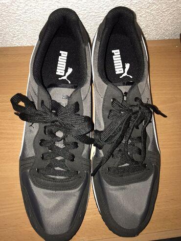 Мужская обувь - Кыргызстан: Продаю кроссы 44 р. со штатов, не подошли с размером