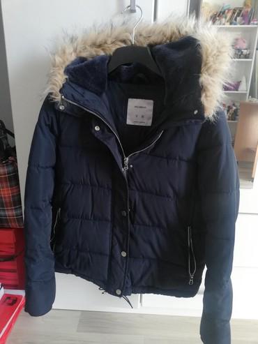 Pull&Bear teget S jakna, nošena par puta, jako topla, zimska - Belgrade
