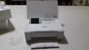 купить оборудование для производства туалетной бумаги в Кыргызстан: Фото принтер требуется замена картриджа(можно заказать из китая)Я не