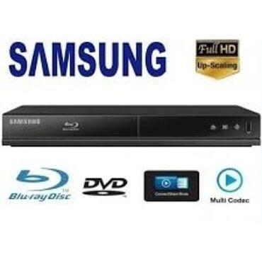 dvd плеер samsung в Азербайджан: Samsung DVD originalBlu-ray DVD playerLecture Blu-ray DVD