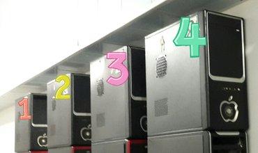 3 eded masaustu kompyuter в Баку