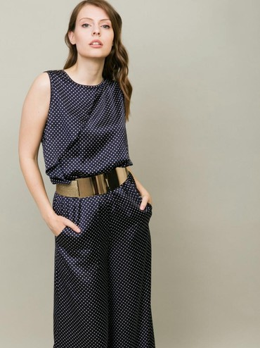 Broj-kombinezon - Srbija: PS fashion svecani kombinezon, broj 40. identican na slikama. Za sve