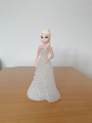Frozen-kompleticine - Srbija: Frozen Elsa figura koja svetli, menja boje, prelepa, prodaje se sa sve