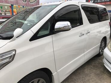 Toyota Alphard 3.5 л. 2011 | 84999 км