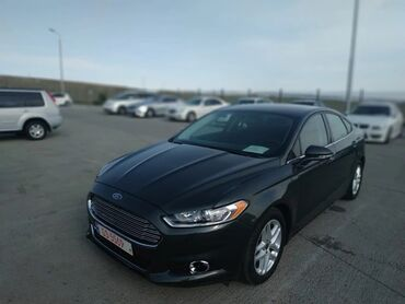 zapchasti na ford focus в Азербайджан: Ford Fusion 1.5 л. 2014 | 98000 км