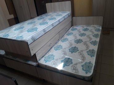 Кровать спальный  Новый хорошая качество мягкий  матрасом доставка по  в Лебединовка