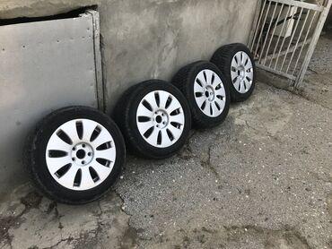 audi a8 4 tdi - Azərbaycan: Audi ucun diskler. Eala veziyetde, original