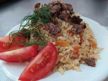 razmer 140 в Кыргызстан: Доставка еды по всему Бишкеку. Комплексное питание (первое блюдо, втор