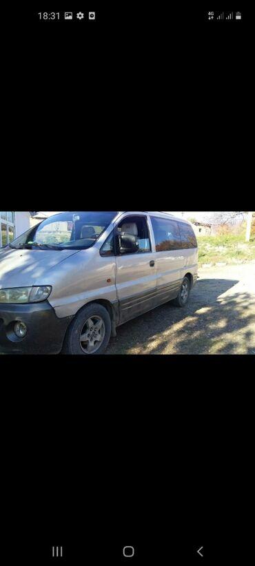 Кыздар сатылат москва - Кыргызстан: Hyundai Starex 2.5 л. 2000