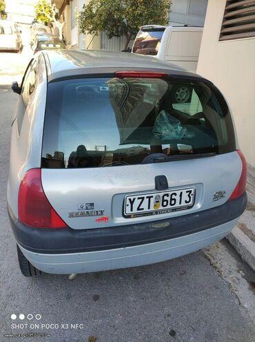 Renault Clio 1.4 l. 1999 | 160000 km
