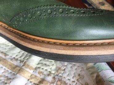 Мужские ботинки, куплены в Европе, оригинал. Новые. Размер не подошел