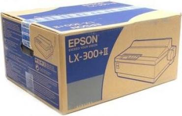 бу-принтеры в Кыргызстан: Принтер Epson LX-300+ IIКонструкцияТип печатающей