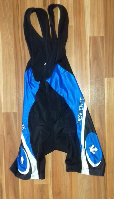 Sport i hobi - Zajecar: Descentr ITALY M biciklisticki dres OriginalVrlo malo koriscenKupljen
