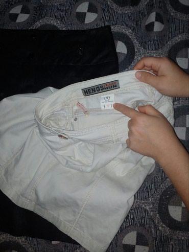 Юбка джинсовая б/у состояние нового размер 42-44.уступка есть. в Бишкек