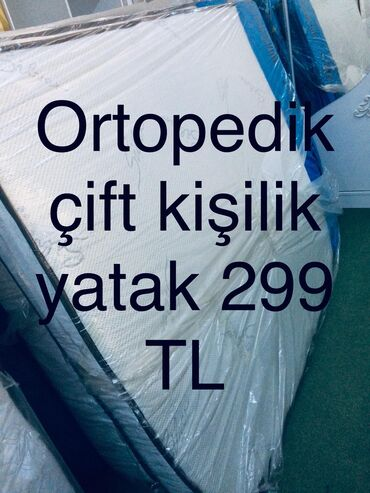 New ortepedic 150cm to 200cm beş matter