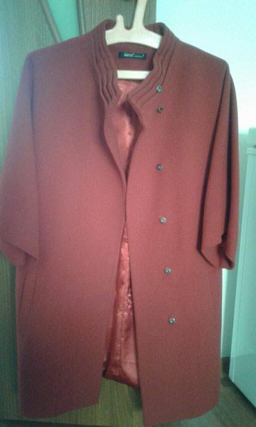 Модное пальто, новое на 52-54 в Бишкек