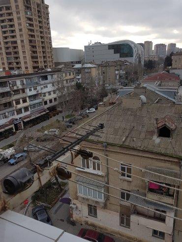 Bakı şəhərində Ev satilir narimanovda gozel panaram var 1 otaq leninqrad 9/7 metro pa