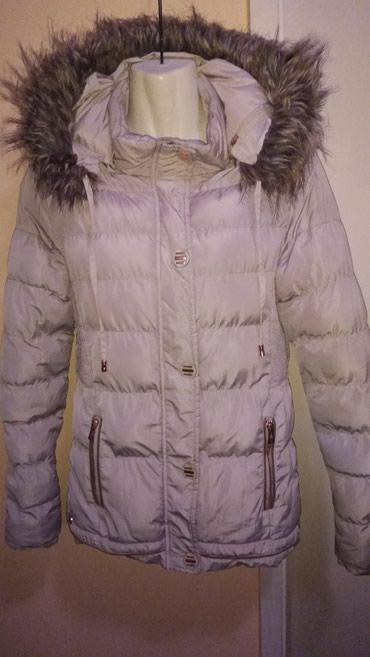 Prelepa, zimsa jakna, topla nije kineska, kupljena u djaku, placena - Smederevska Palanka