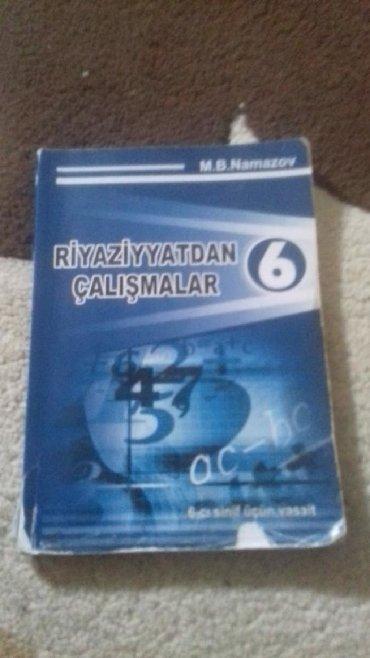 namazov - Azərbaycan: Riyaziyyat 6-cı sinif Namazov satılır