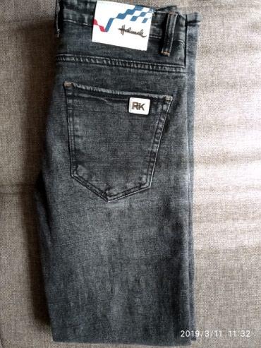Продаю Джинсы размер 31 одевал только один раз в Бишкек